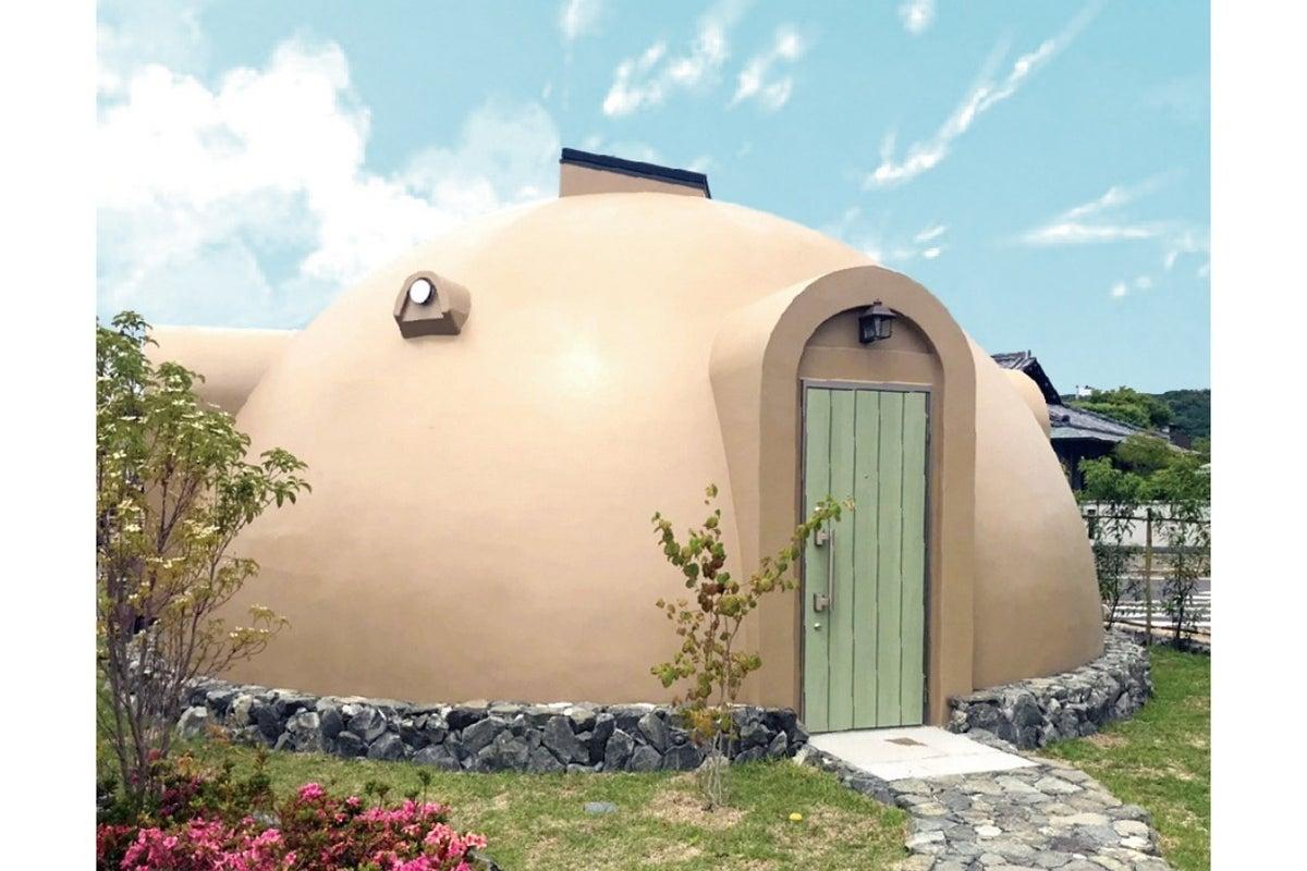 【ドームハウス】天窓からの自然光が入るドーム型貸スペース ワークショップ・セミナー利用に! の写真