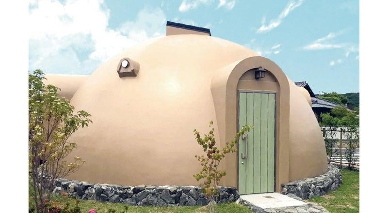 【ドームハウス】天窓からの自然光が入るドーム型貸スペース ワークショップ・セミナー利用に!