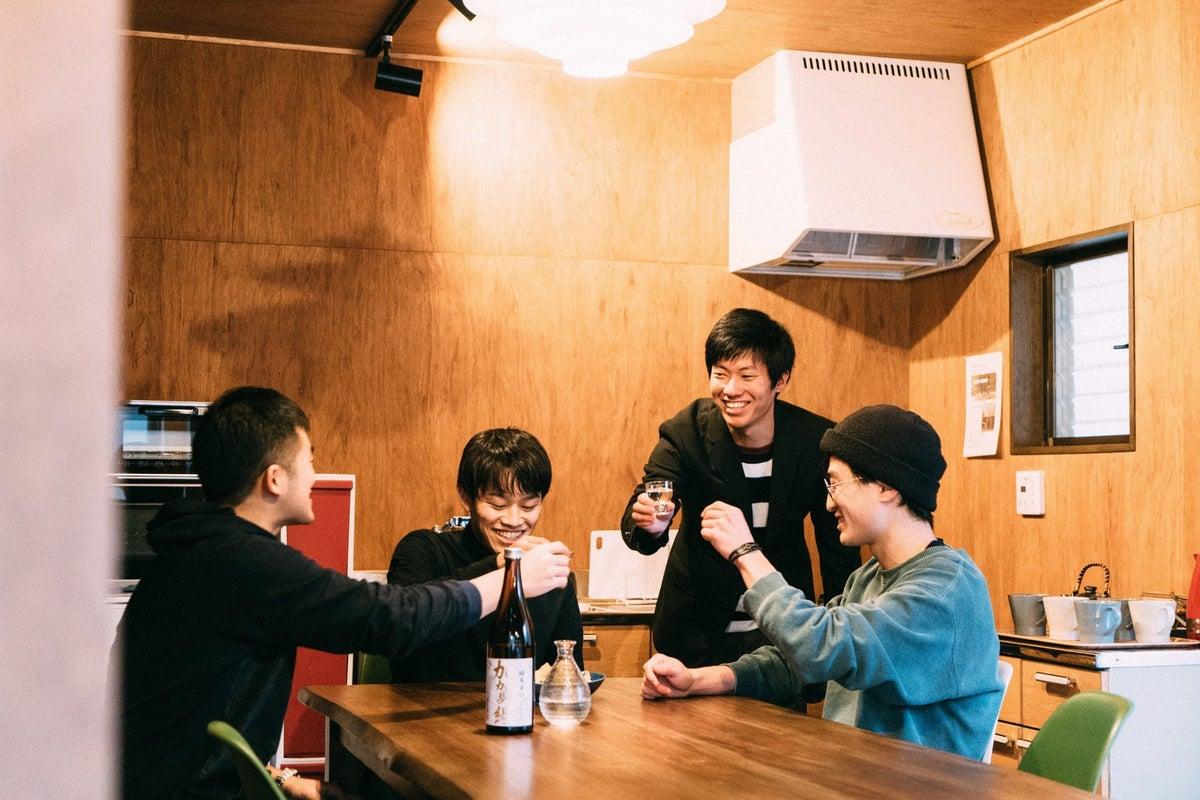 金沢駅徒歩5分★キッチン付き一軒家 の写真