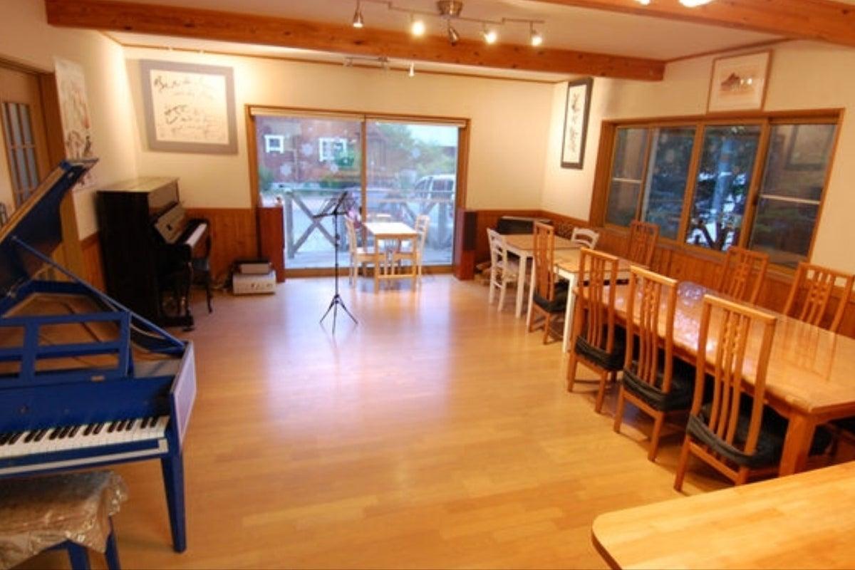 ★彡軽井沢駅★ 徒歩15分のピアノつき時間貸 音楽スタジオ の写真