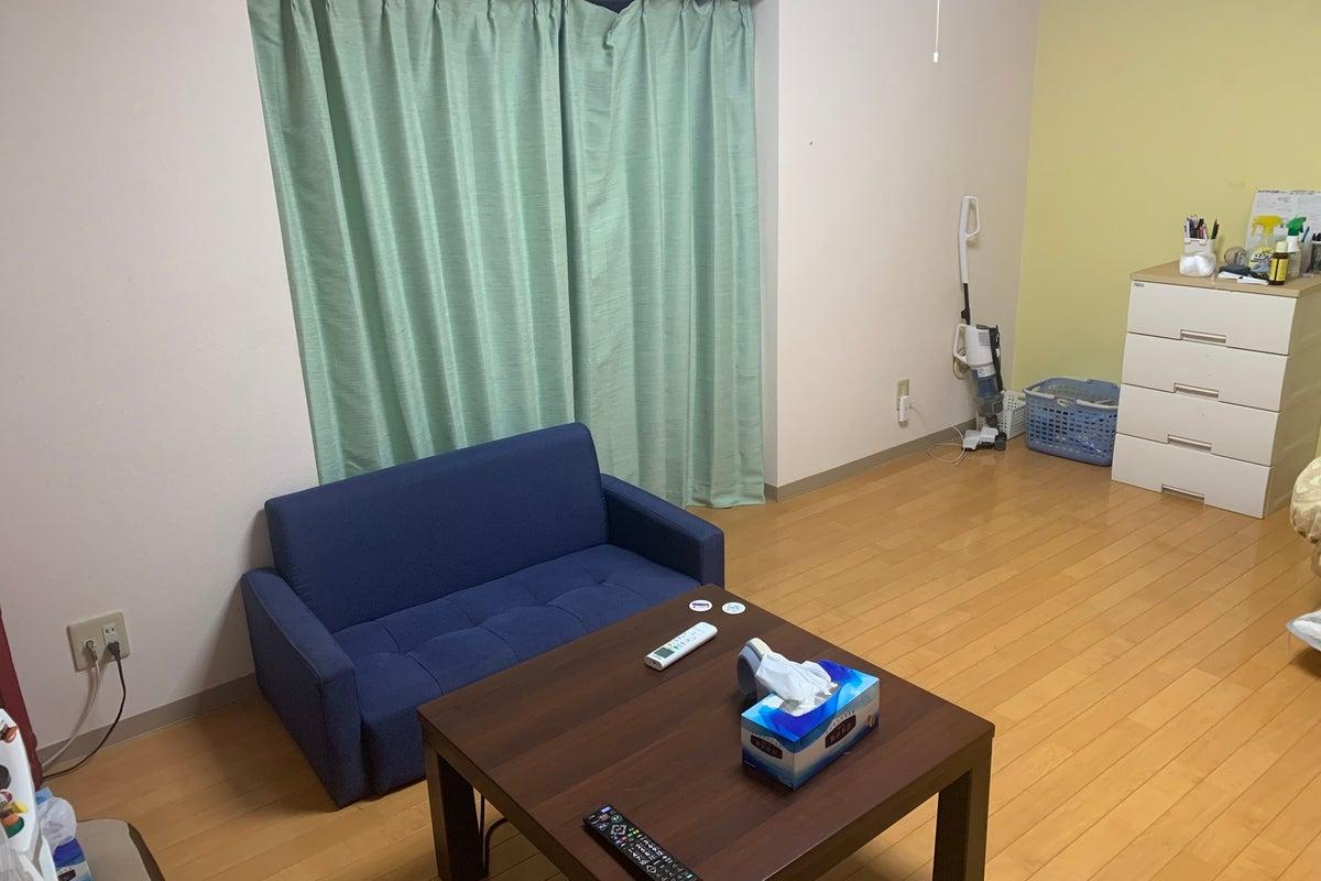 【綺麗な部屋】最上階、角部屋、9畳のマンション!女子会、誕生日会、会議等お使い頂けます。 の写真