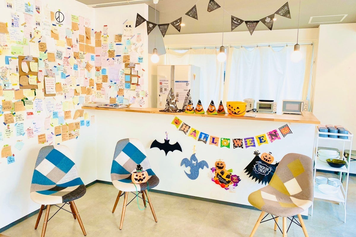 キッチン付きスペースでパーティ・撮影・イベントや女子会、ママ会(ツミキ京橋) の写真