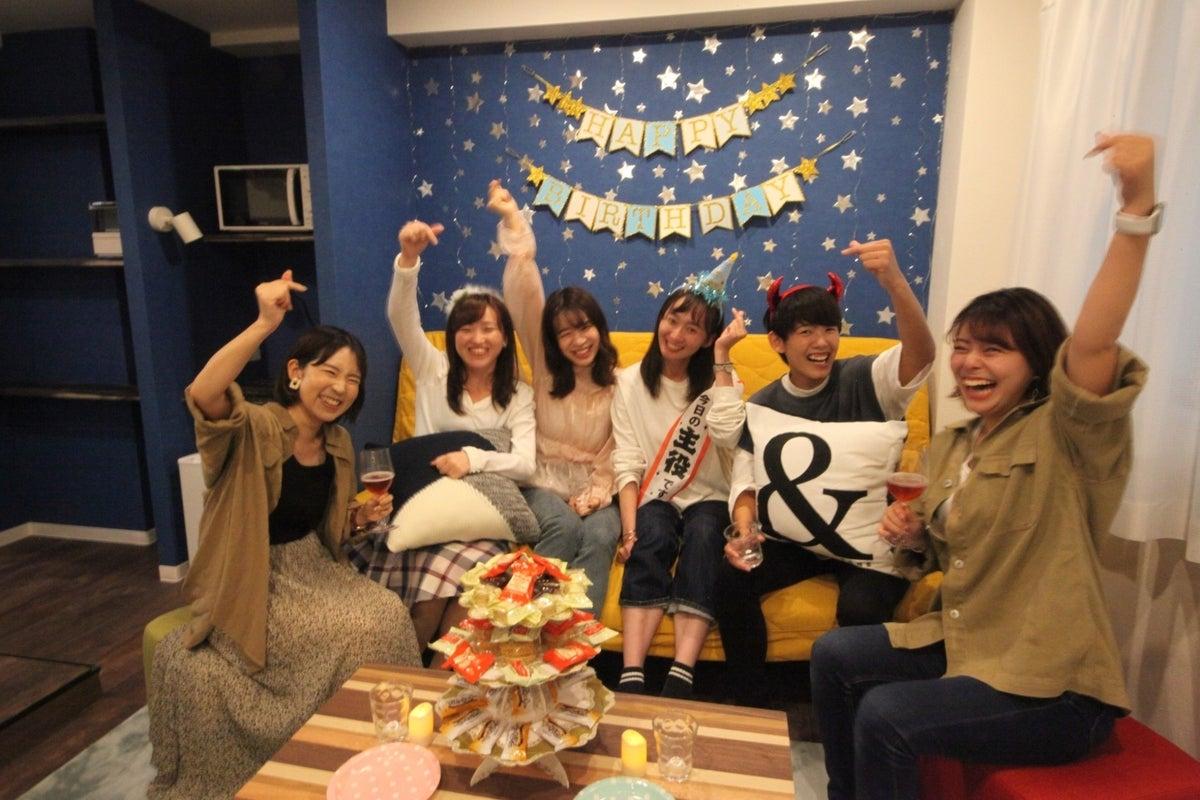 ★全力で作りました!ご満足いただけると思います!渋谷5分!リノベで超キレイ!/女子会/SB2 の写真