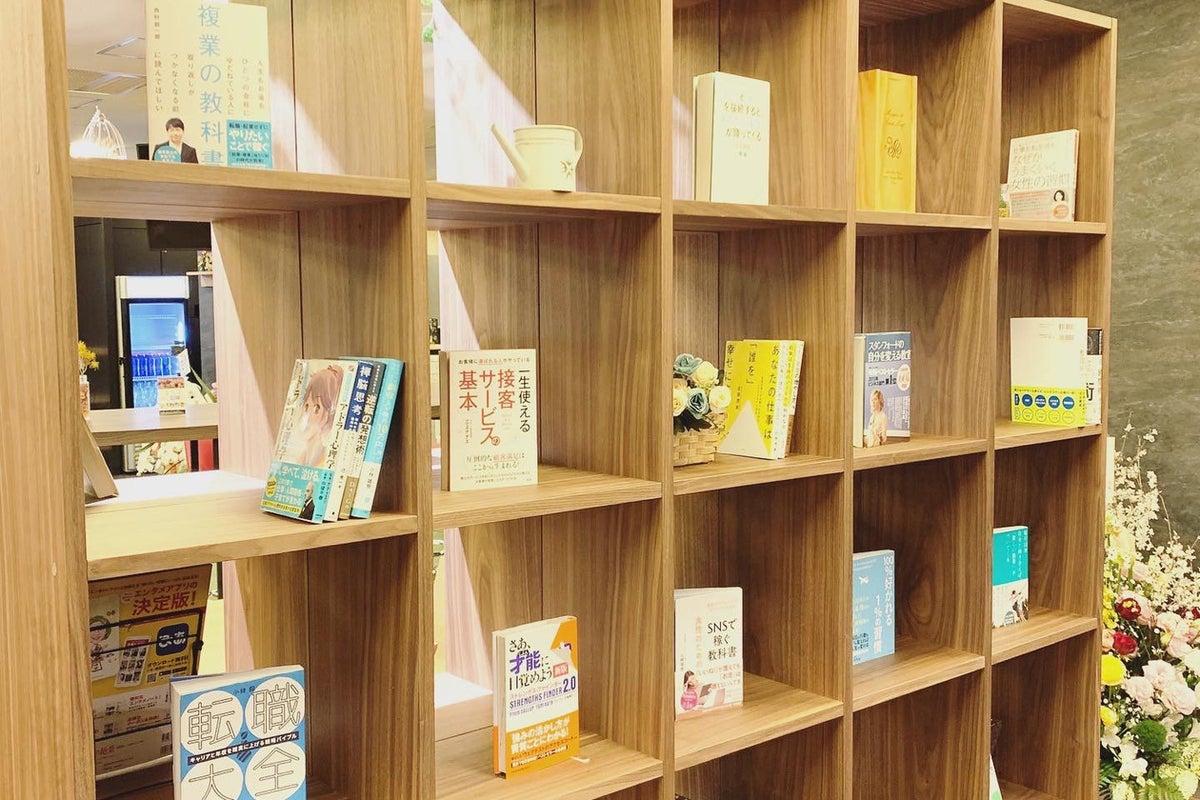 <札駅コワーキングスペース>ドロップイン・電話ブース・WEB会議・お仕事や休憩にも! の写真