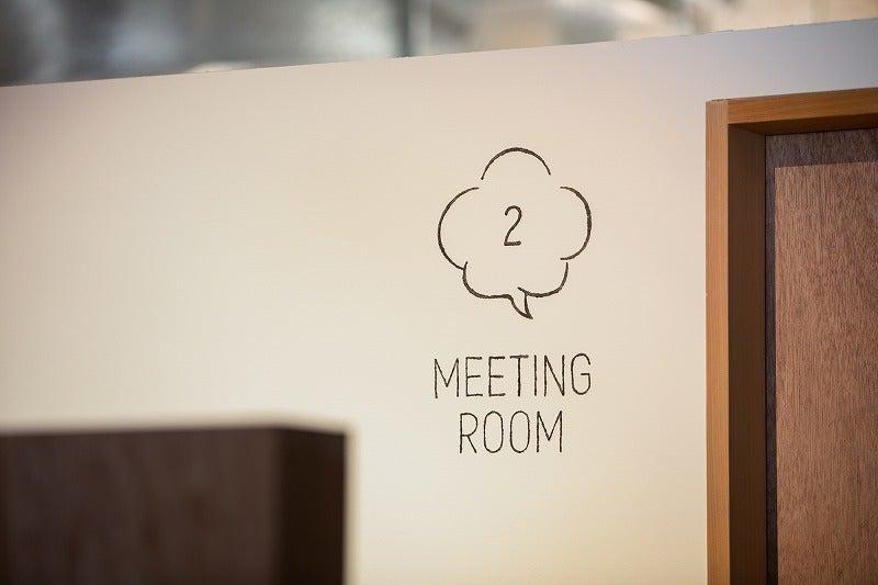【新潟駅直結】MEETING  ROOM②/ミーティングやワークショップに! の写真