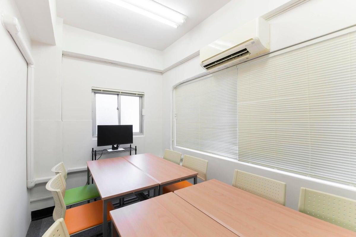 <5階16号・C会議室>完全個室でオンラインMTGにも♪モニターのご利用も無料!【東京・日本橋・京橋・宝町各駅徒歩約3~5分】 の写真