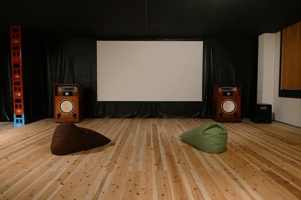 【徳島】DIY映画館・やぎう坐 の写真