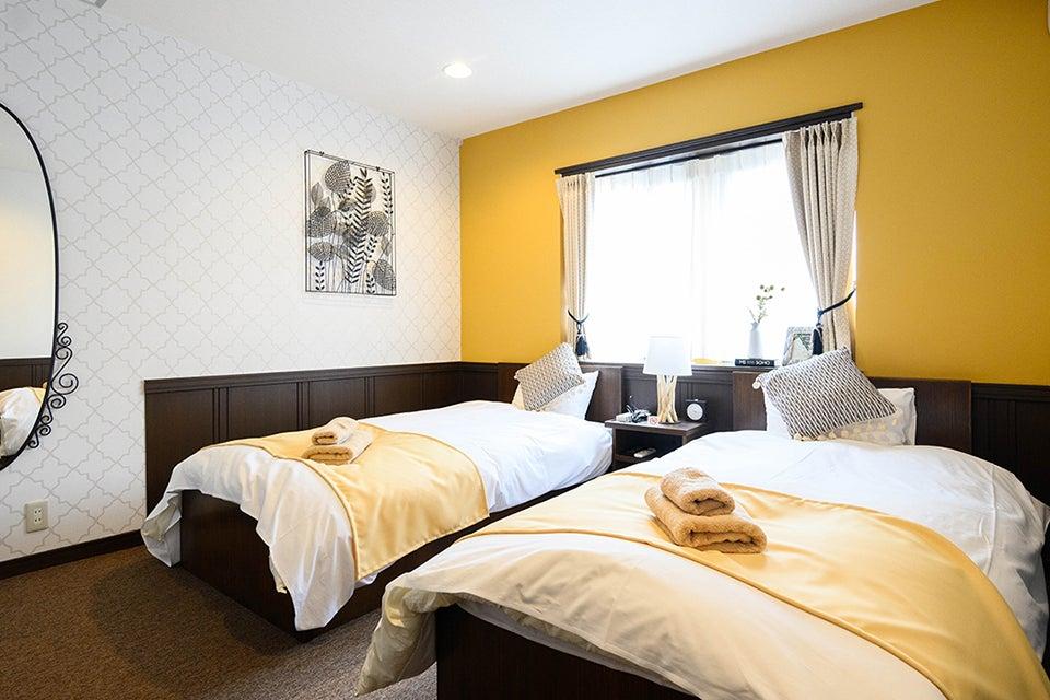 別荘気分で滞在できる軽井沢のホテル 会議室 の写真