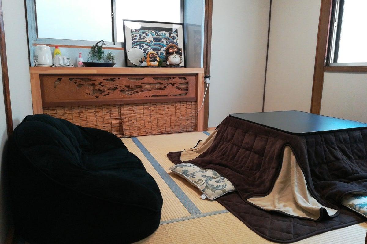 🌸静かな和室🌸少人数での懇親会、おうちデートにおススメ! の写真