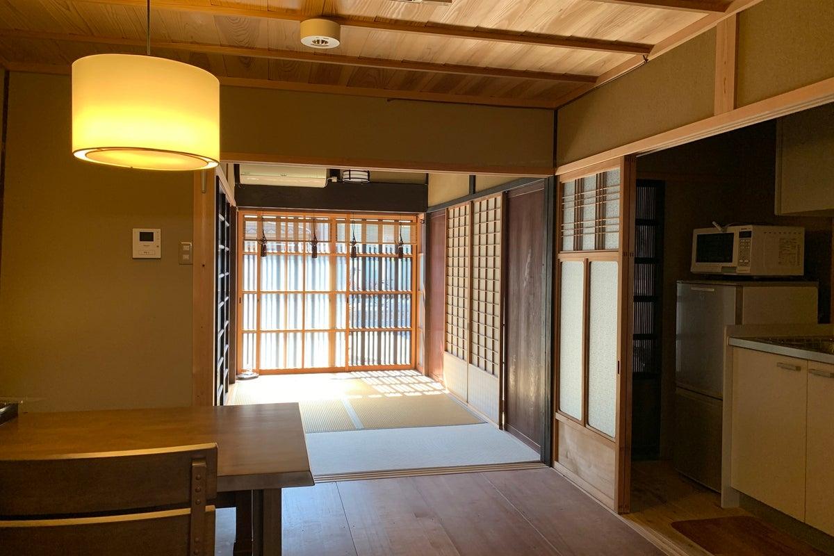 完全リノベーションされた京町家 / 少人数の女子会・誕生日会・撮影・会議利用にピッタリです。 の写真