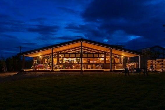 2020年10月オープン。森の沖縄の隠れ家スポット。撮影ロケ、各種イベント、ゼミ・企画合宿、チームビルディング、セミナーなどに! の写真