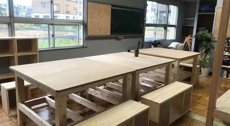 DIY作業やワークショップの会場にぴったり!備品もレンタルできるシェア工房