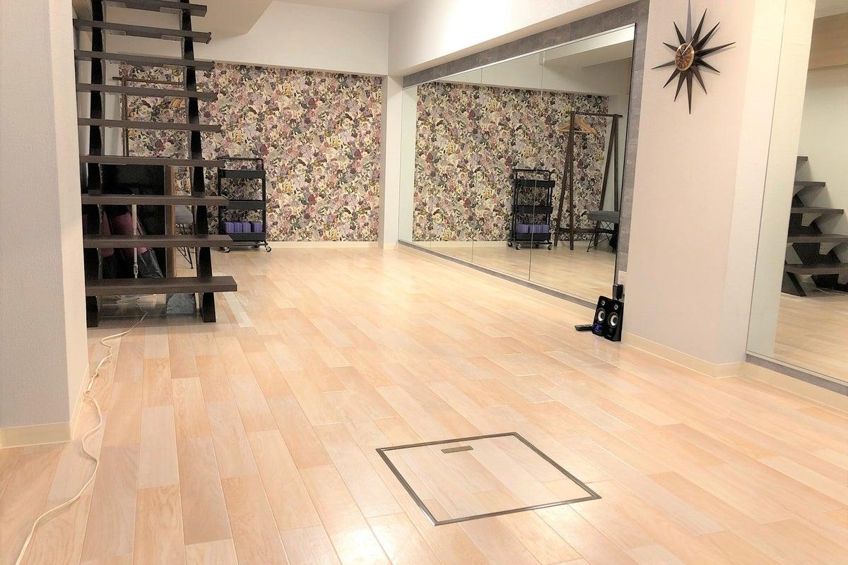ダンスができるレンタルスタジオ【D号室】24時間OK※渋谷区で最安値級の価格です の写真