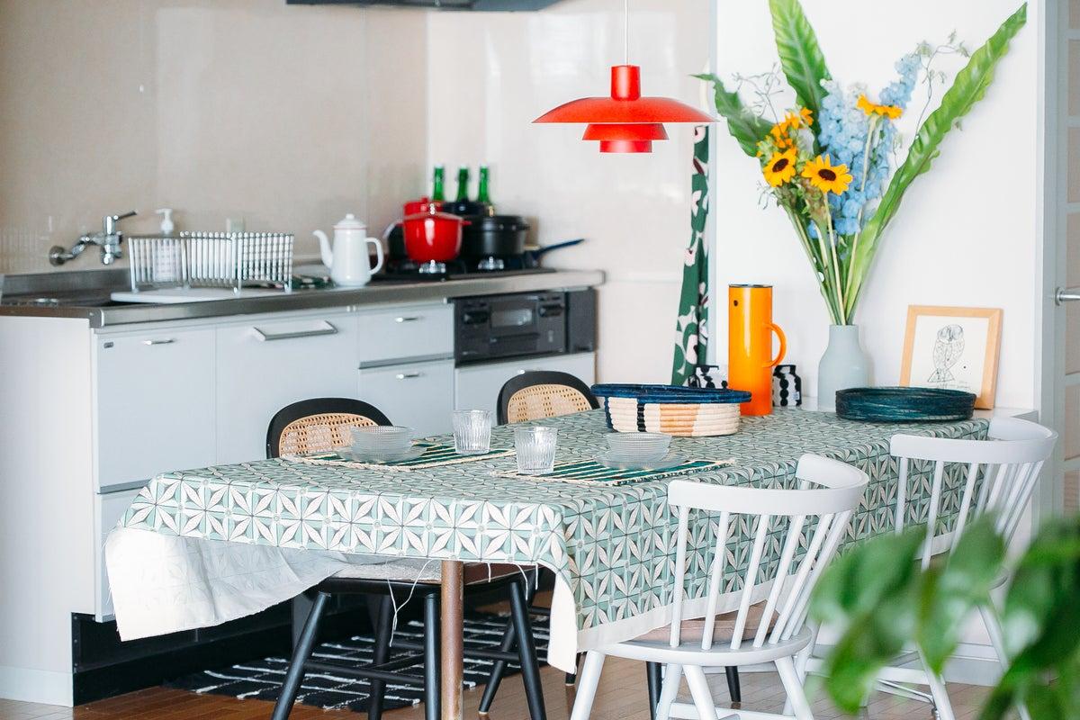 キッチンで調理可能!フィンランドの家をモチーフにしたハウススタジオ の写真