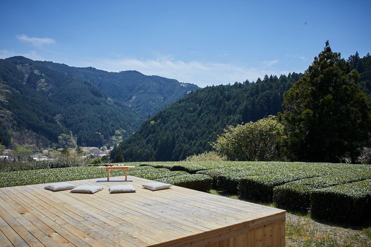 【完全貸切/里山の茶の間】今注目の絶景テラス/最大6名程度/イベント・撮影におすすめ の写真