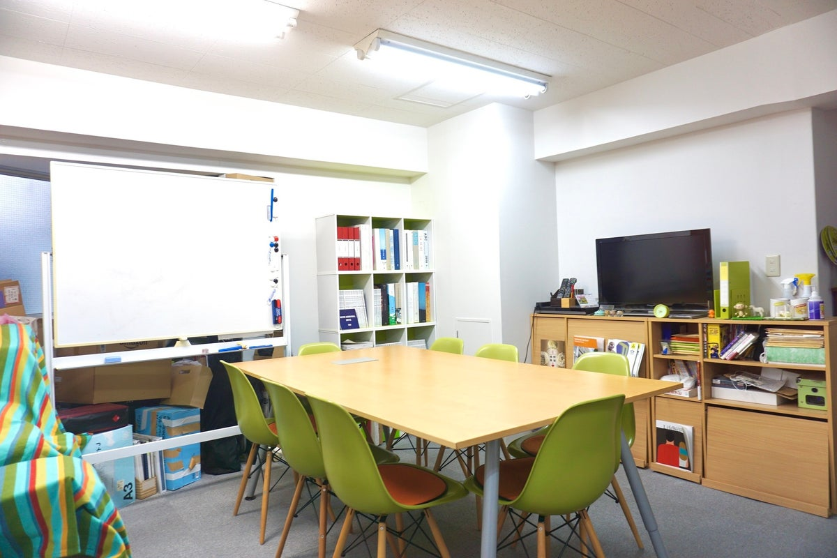 【COCORoom】「高田馬場駅」徒歩1分 Wi-Fi  電源 無料の貸し会議室/控え室 の写真