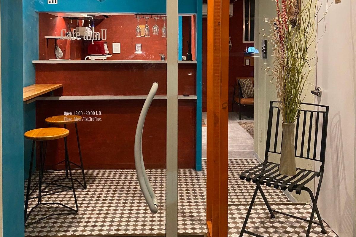 【菓子製造・飲食店営業許可付き】高知にはなかった異空間で非日常を。カフェ・イベント・撮影・会議等に。 の写真