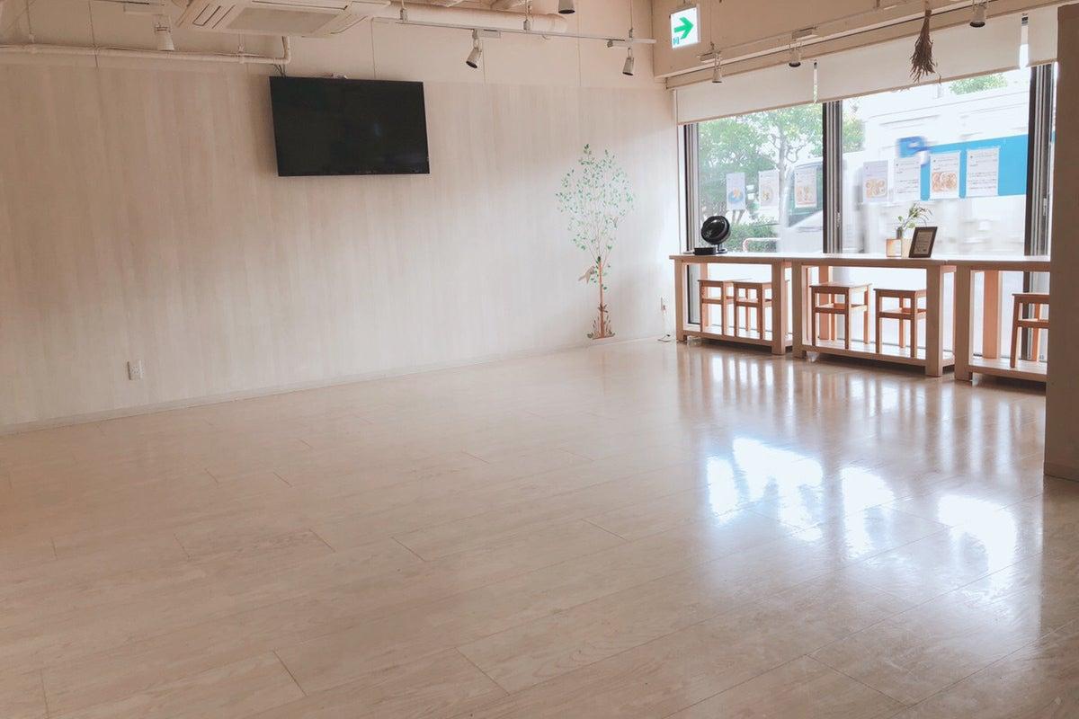 【南行徳駅 徒歩2分】駅近の広々としたレンタルスペース♪yoga and cafe bres☆★子ども向け設備も充実♪ の写真