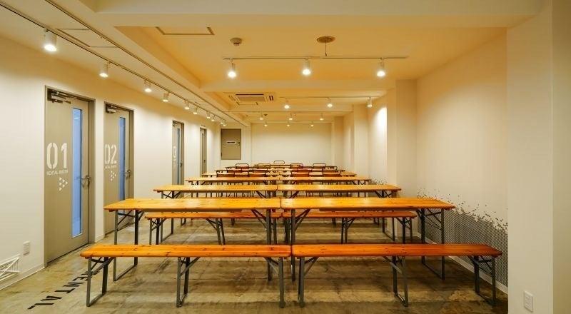 【喫茶部ガレージ】阪神西宮駅から徒歩3分!定員30名のフリースペース!イベントやセミナー、個展に!