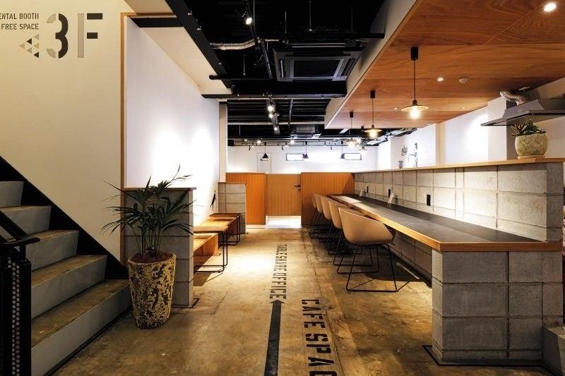 【喫茶部ガレージ】阪神西宮駅から徒歩3分!定員30名のフリースペース!イベントやセミナー、個展に! の写真