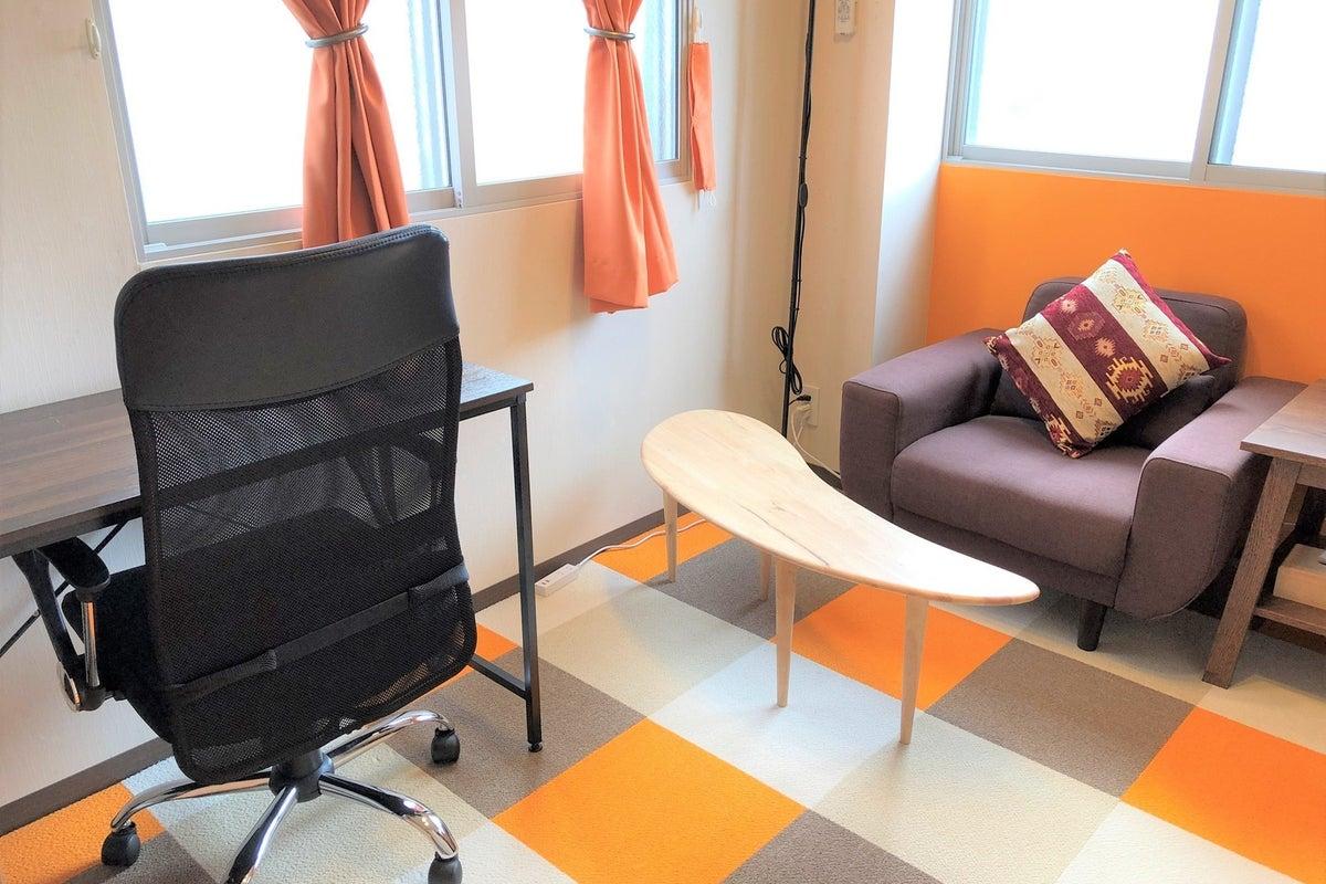 新規OPEN🆕【C号室】完全個室の快適なワークスペース☆国内最速NURO光導入 の写真