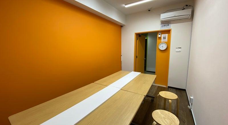 トップホスト【毎日消毒安心の個室】06 仙台駅徒歩5分! セミナー、会議、学習多様な利用可!ホワイトボード有り♪リモートワーク