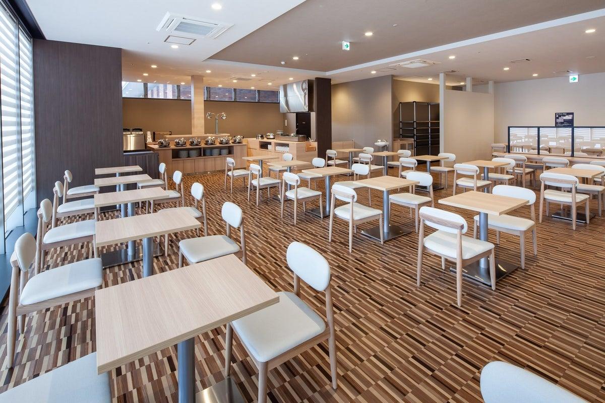 朝食会場の空き時間をお貸しします! の写真