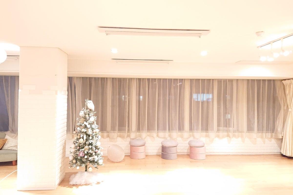 【窓あり・毎回清掃】撮影・推し会・各種イベントに #おうちクリスマス2020 2面鏡張りスタジオ♪駅近きれいスタッフ常駐 の写真