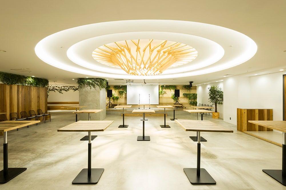 Glade Park【ヒルトン東京の地下1Fに生まれた、150名収容のイベントスペース】 の写真