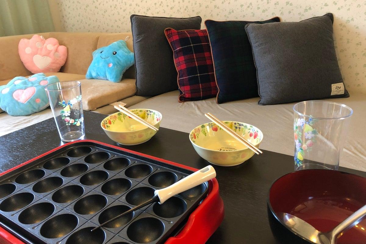 🎂大感謝セール🌸実施中🉐博多駅5分・Netflix視聴可/55型TV📺おうちデート🎁 の写真