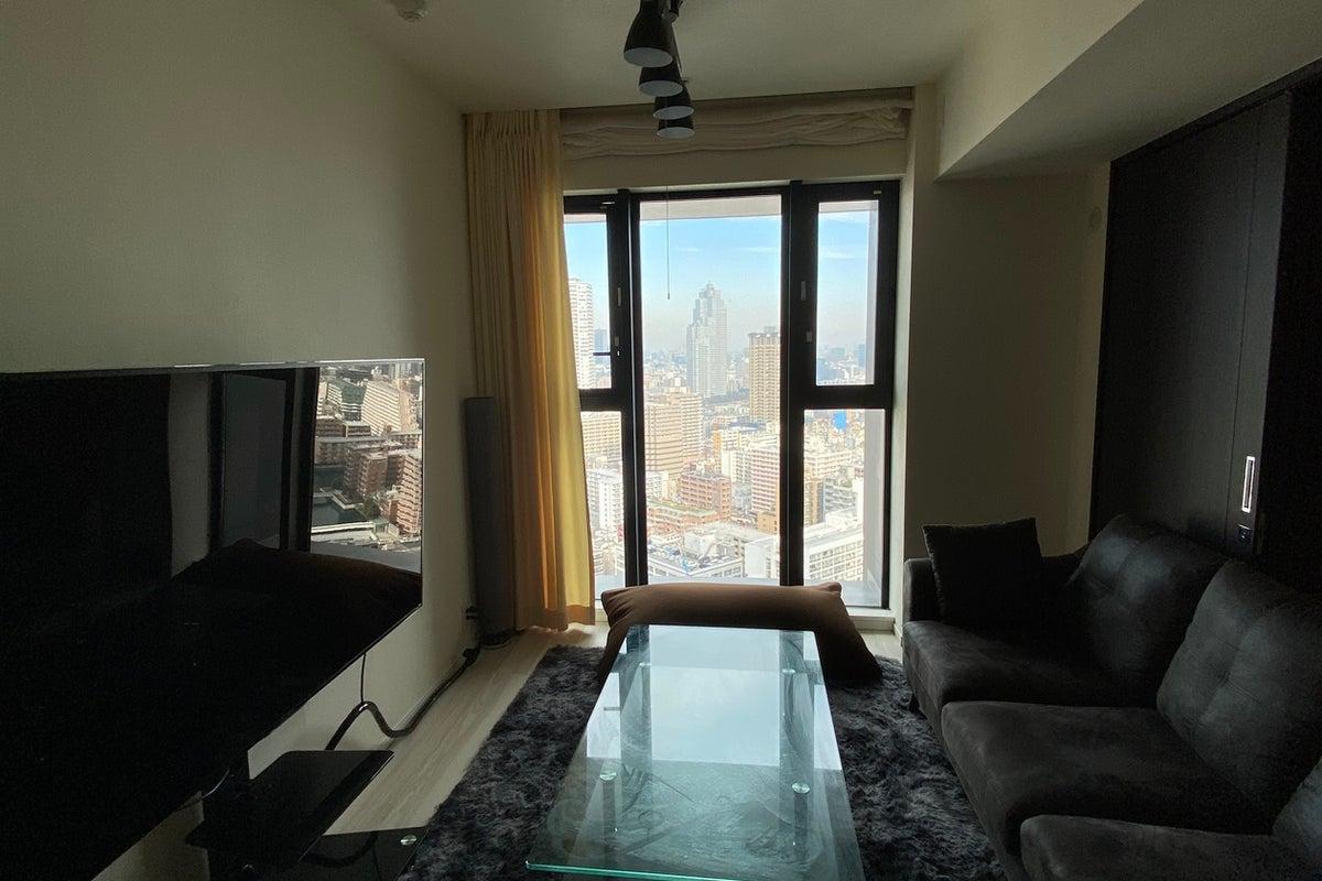 中央区築浅高級タワーマンション高層階 の写真