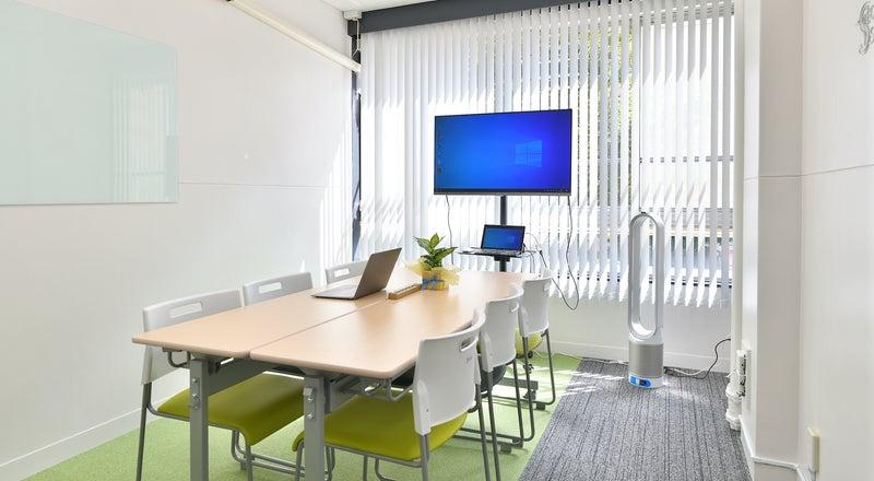 【浜松駅5分】貸会議室・街中・無料Wi-Fi 三密対策実施済 昭和な空間に、令和の新しい生活スタイル対応会議室