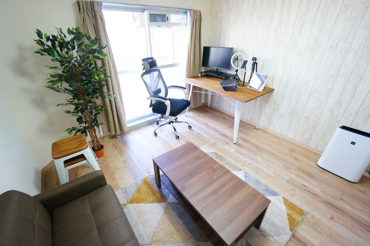 <みずほ台ミニマルオフィス311>完全個室✨モニター/Wi-Fiあり!テレワーク/リモートワーク/Web会議,面接 の写真