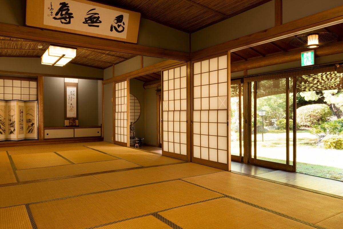 世界遺産のある宮島に『日本庭園と和室大広間』・『和モダンの古民家一棟』!コスプレ撮影・YouTube撮影・ワークショップなどに! の写真