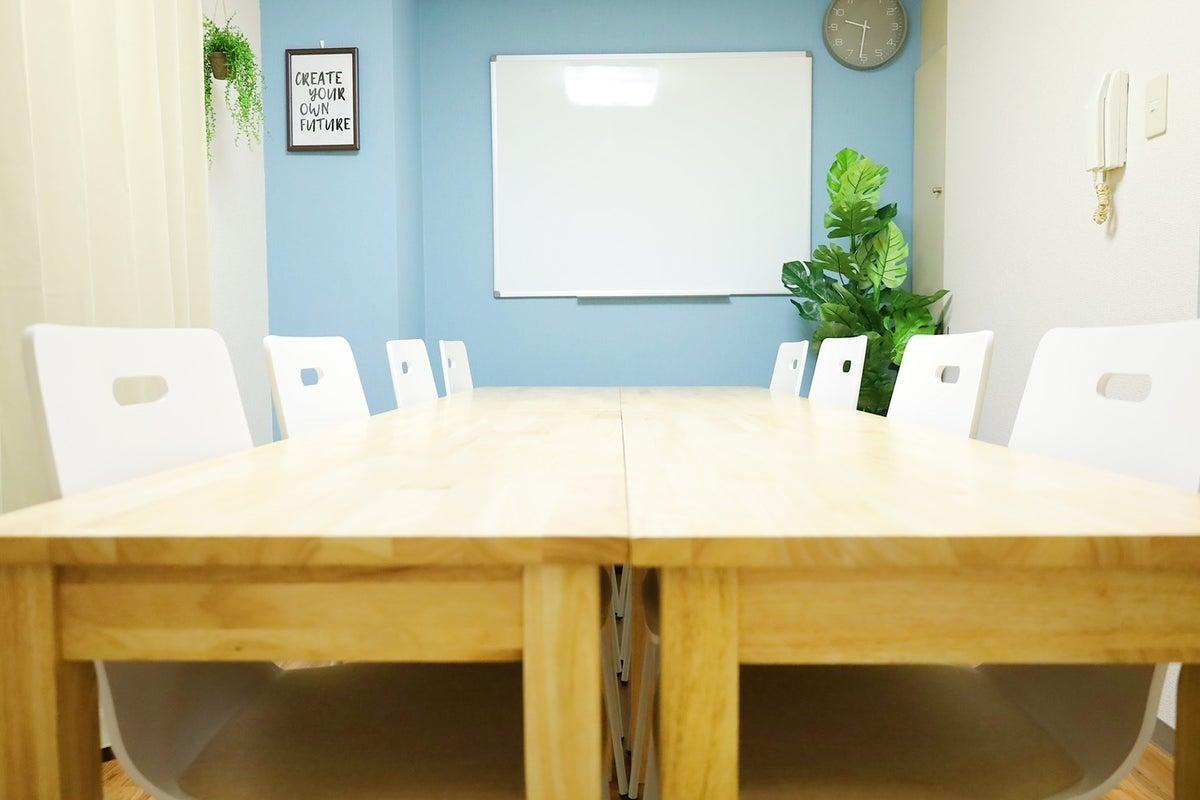【柏駅5分】WiFi・プロジェクター無料!綺麗で静か!ふれあい貸し会議室 柏A produce by【SHARED SPACE】 の写真