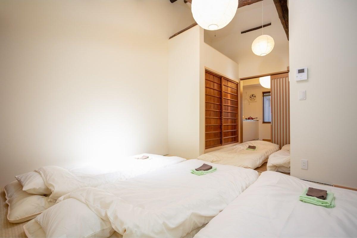 【ENRAKU】天窓から差し込む陽の光が素敵!キュートな京町家風一軒家でお友達や家族と素敵な時間を自由自在に! の写真