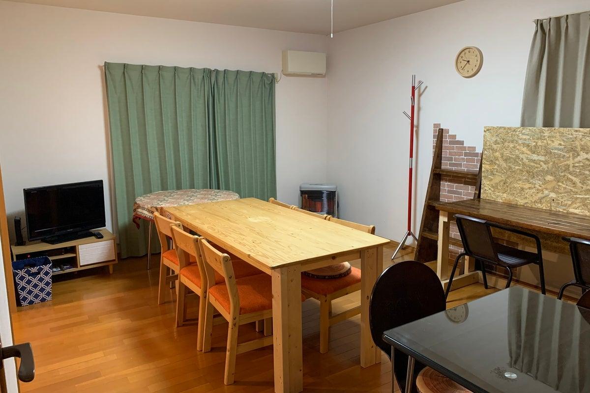 豊平公園駅徒歩5分のキッチン付きスペース貸切で料理・コスプレ・ロケ撮影・テレワーク・研修・講習会・オフ会・飲み会にも102 の写真