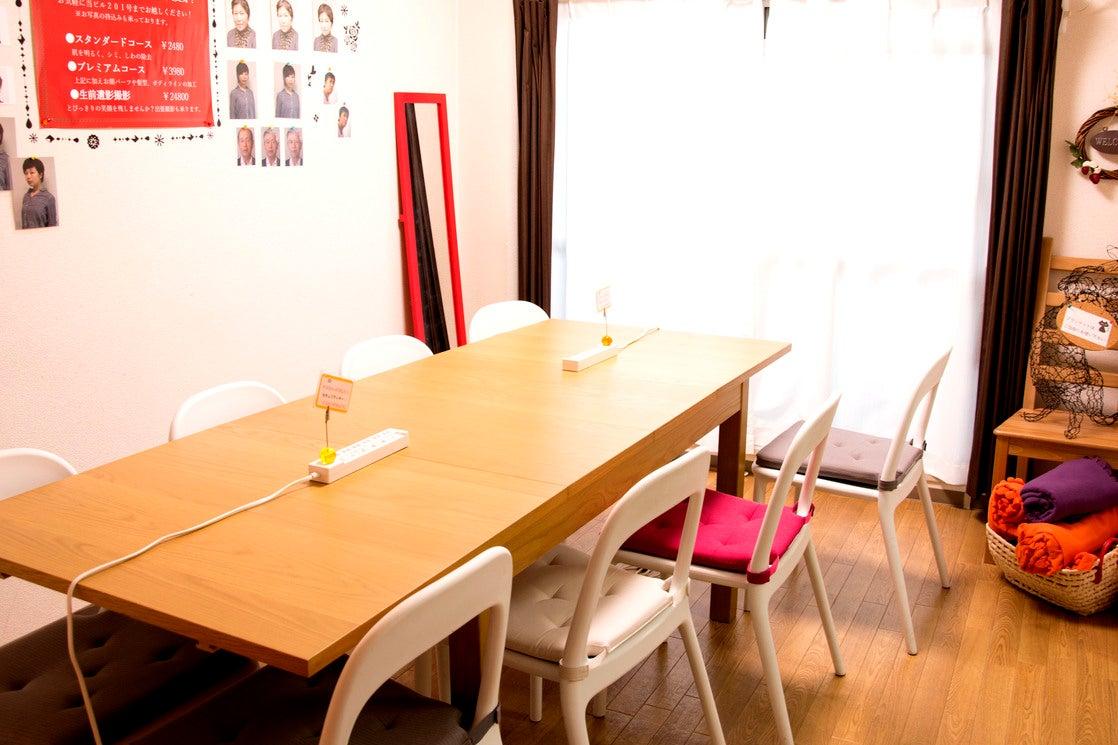 大阪池田市のワークスペース 自習室やお稽古事、お友達との会合にも の写真