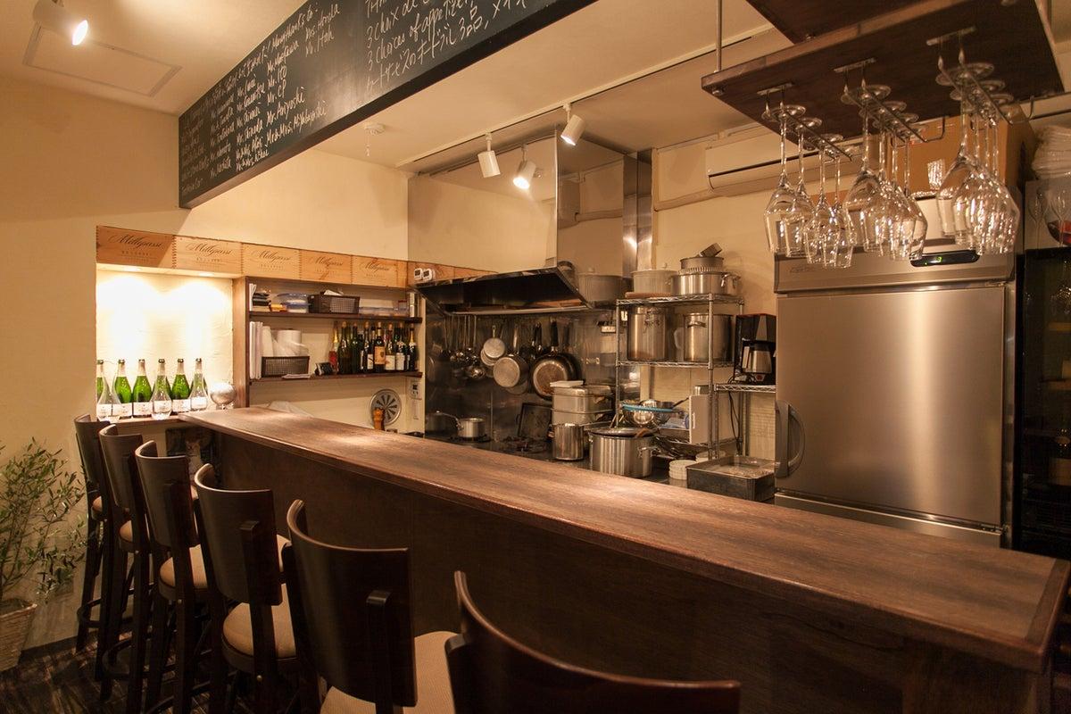【六本木】東京ミッドタウン前!プロのこだわりキッチン付きオシャレなダイニングスペース! の写真