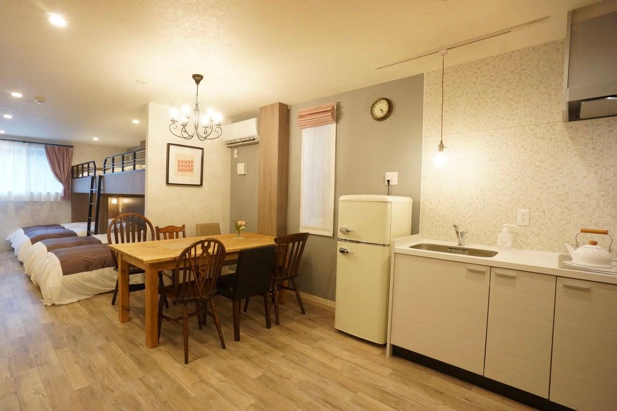 【葛西駅徒歩6分!!】ホテル客室で癒しの楽しい時間を♪ベビーカーOK!バリアフリー対応客室で、安心綺麗! の写真