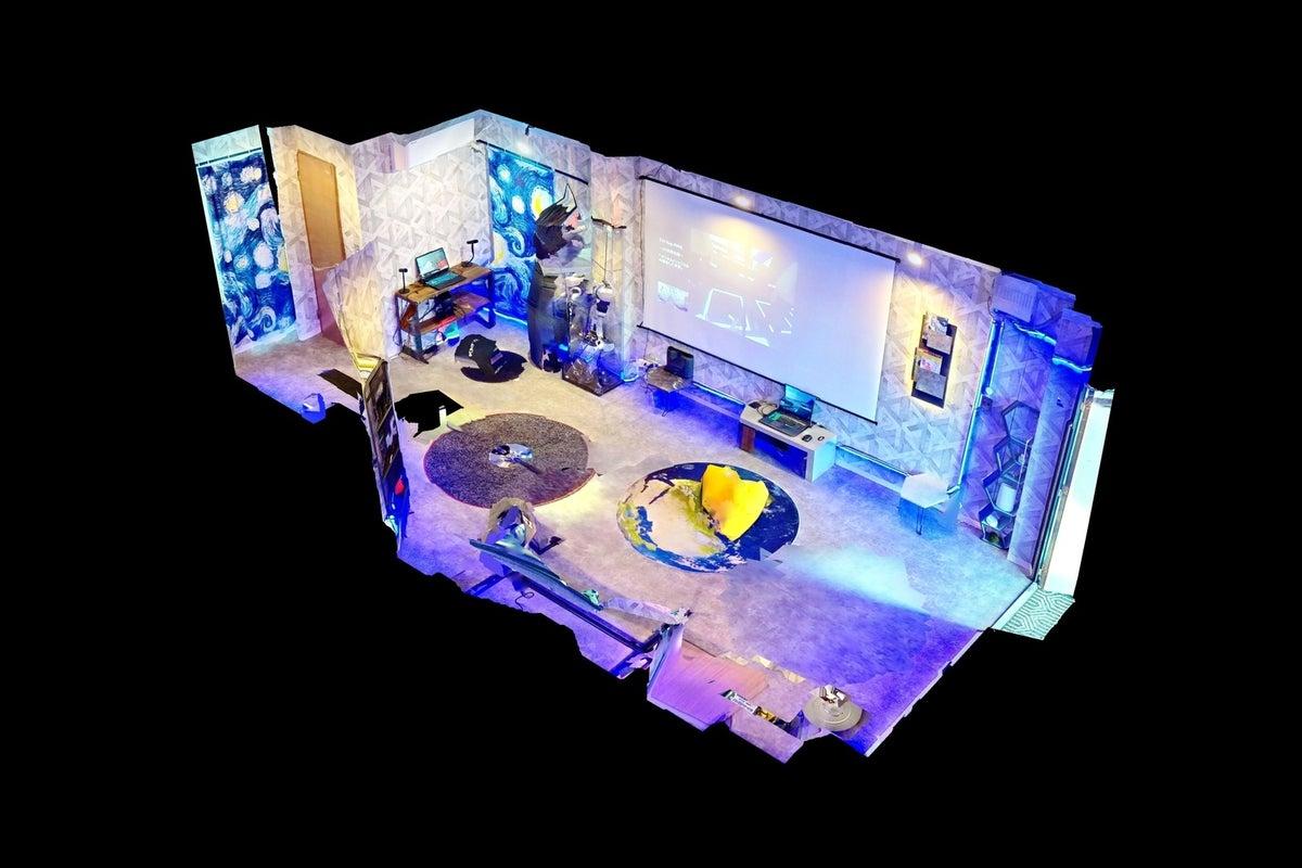 【仮眠可】JR吹田駅徒歩3分!VRゴーグル5台!仮想と現実のリラクゼーション空間! の写真