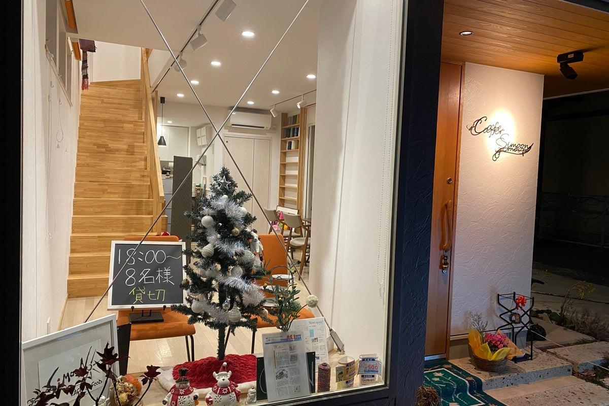 集まりやすい立地!宇都宮市文化会館隣!!女子会など明るくお洒落な、ガラス張りの店内は の写真