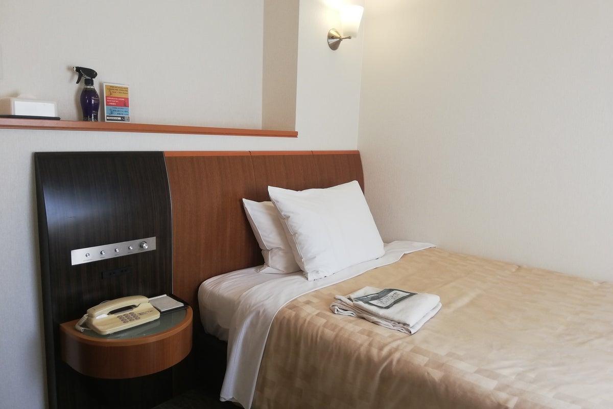 【シングルルーム】デイユース、WIFI利用可能、ビジネスホテルの1室 の写真