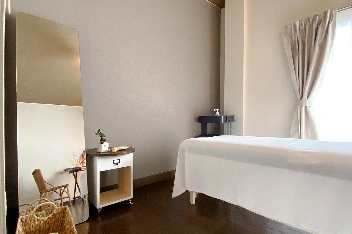 【住吉駅から4分】完全個室のプライベート空間サロン✨エステや整体、カウンセリングに最適✨1時間からご利用可 の写真