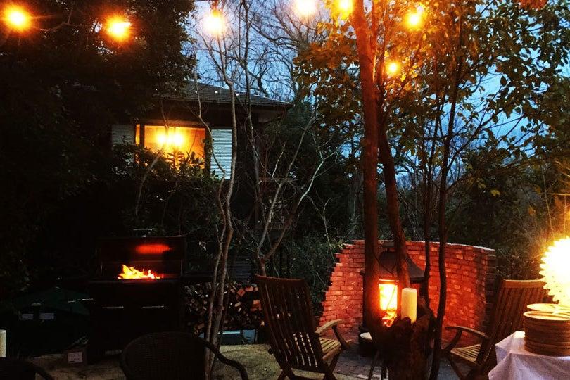 【鎌倉・極楽寺】天空の森・フォレストガーデンでグランピング&パーティ の写真
