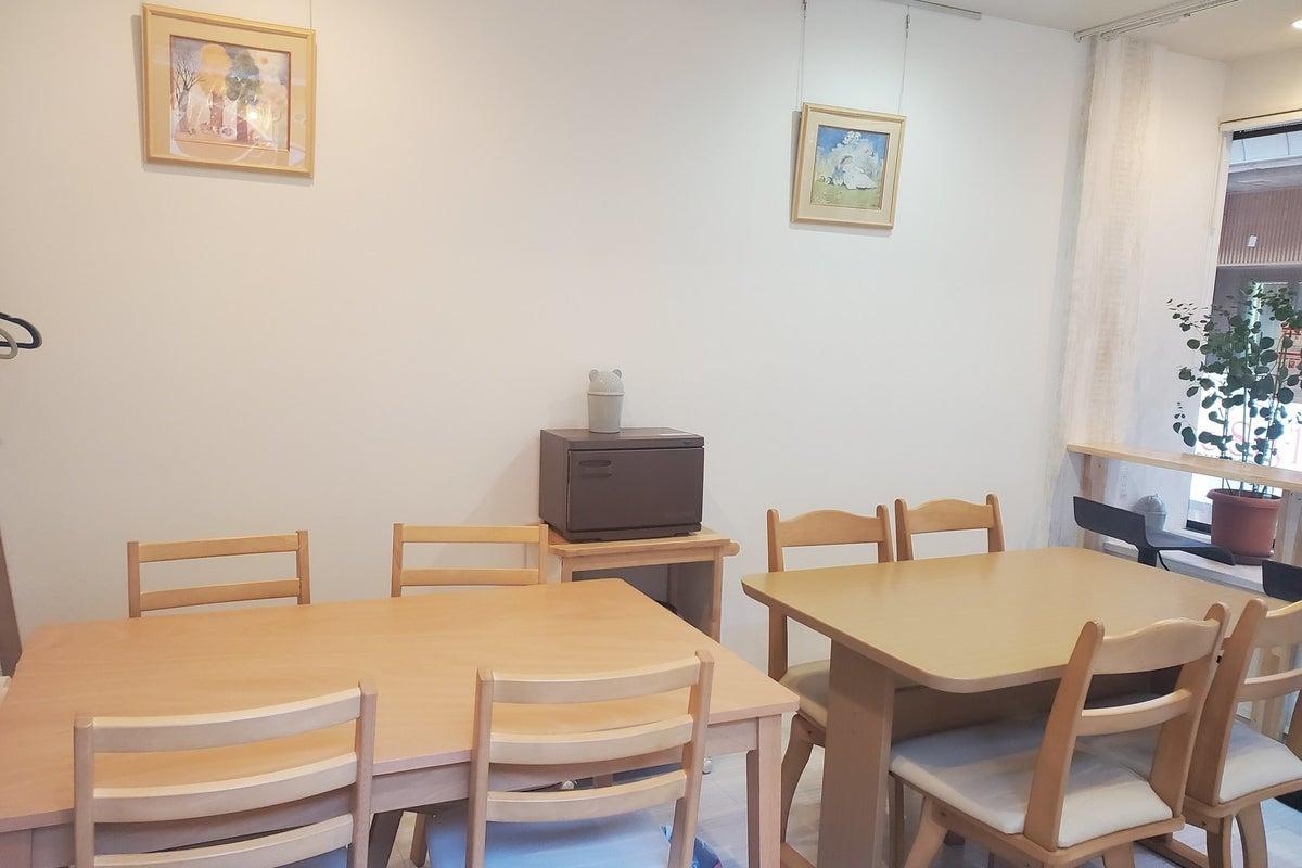 新小岩駅から徒歩4分、商店街にあるカフェの一室、女子会、誕生日会、ママ友会、コスプレ撮影などに‼️ の写真