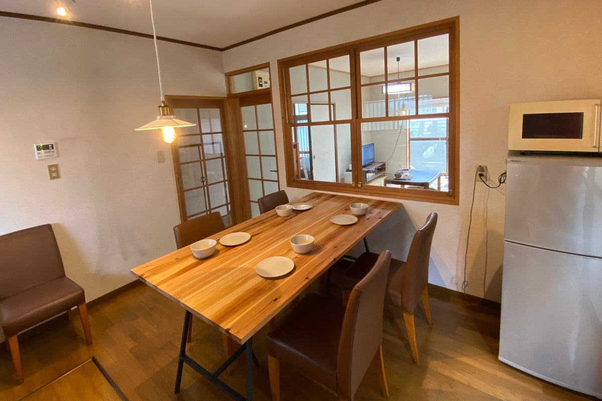 【時間貸しスペース・Mont Blanc】大塚池まで徒歩3分!和室/キッチンスペース の写真