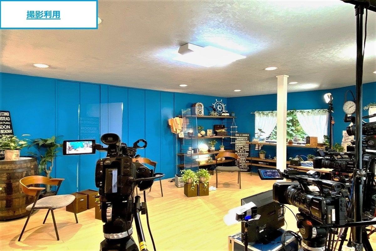 【池尻セレクトハウス(1階)】アイランドキッチン付きのおしゃれ空間<現在、商用撮影利用のみご予約可> の写真