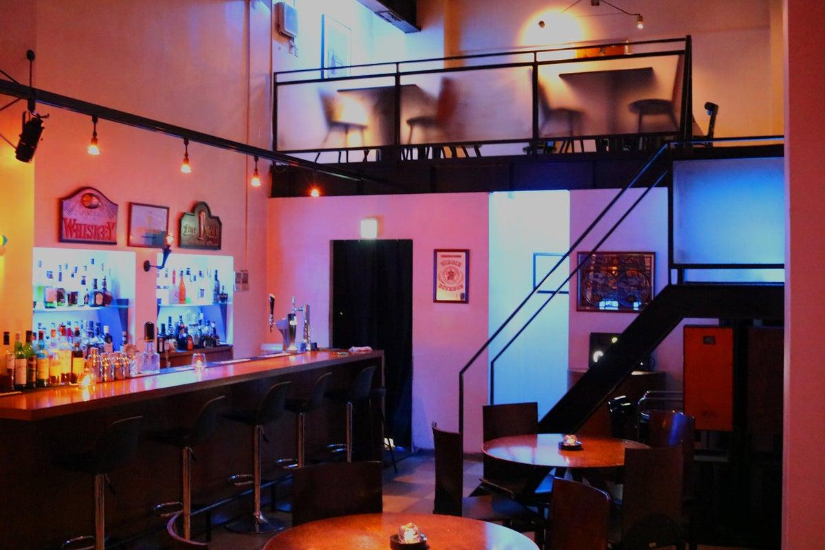 バーのスペースをマルチに活用!設備充実・スタッフ常駐・飲食持込or提供可 撮影や会議にも! の写真