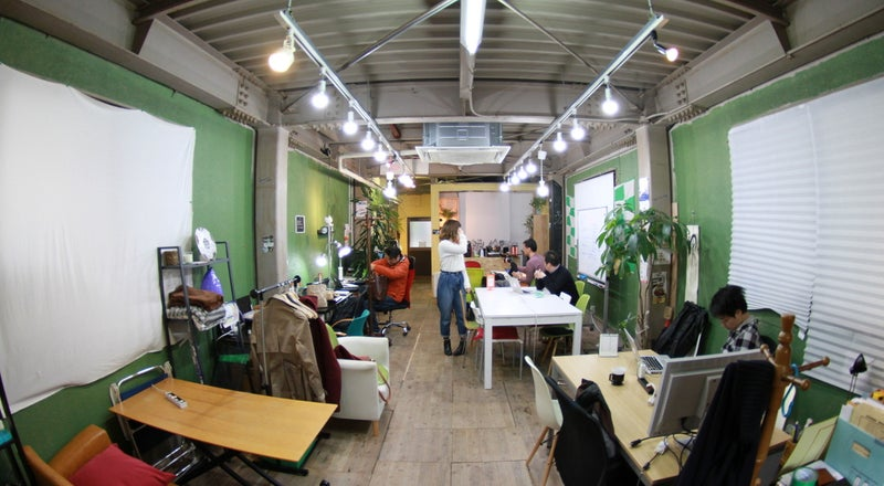 【五反田・大崎】飲食持ち込みOK!wifi・プロジェクター完備の隠れ家的スペース。会議はもちろんパーティー利用にも!